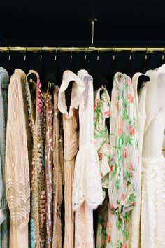 Our Guide to Finding the Perfect Vintage Wedding Dress: Should you not be able to make it to L.A. as part of your hunt for the perfect wedding look, we asked an expert how to suss out the best vintage bridal options, from the labels to look for to how to avoid looking like you're about to make a cameo in a period costume drama. | coveteur.com