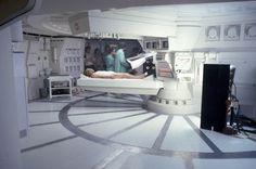 Alien Nostromo medical bay