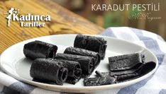 Karadut Pestili Tarifi Granola, Tiramisu, Napkins, Candy, Chocolate, Food, Beautiful, Granola Cereal, Sweets