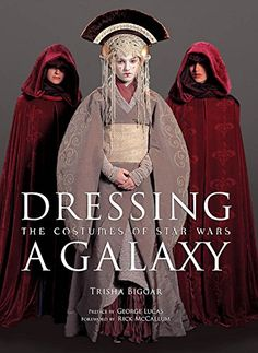 Star Wars costumes book.  Want it SO BAD.  Even used. They have it on Amazon for cheaper, but Amazon doesn't let you save pins.