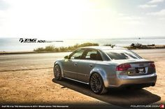 PhotoGraphic: TAG Motorsports & ADV.1 Present Matt Steffy's B7 Audi RS 4 - Fourtitude.com