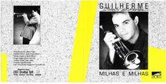 1988- Producao Executiva LP Milhas e Milhas de Guilherme Dias Gomes.