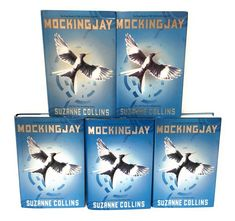 Lot 5 Mockingjay GUIDED READING Teacher Class Book 3 The Hunger Games Hardcovers  | eBay