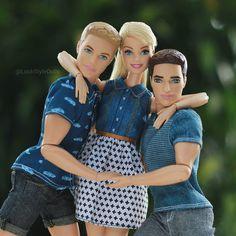 3,848 отметок «Нравится», 93 комментариев — Look Style Dolls™ (@lookstyledolls) в Instagram: «Love is Love  #Barbie #BarbieStyle #Gay #loveislove»
