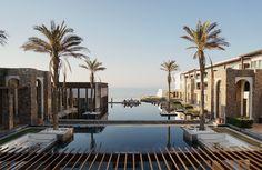 Die ersten Tage auf Kreta verbrachten wir im wunderschönen Amirandes Grecotel… #heraklion #crete #greece #hotel