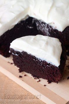 La mejor tarta de chocolate (Guinness Cake)