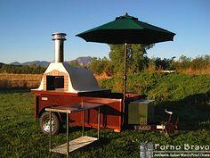 bread oven mobile | Pizza Oven Photo Florida Portable Oven
