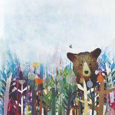 Richard Jones, Illustration Art, Book Illustrations, Are You Happy, Art For Kids, Whimsical, My Love, Bears, Artwork