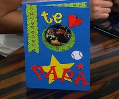 father's day cards to make at school