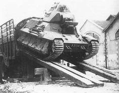 FCM-36 Light Tank