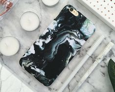 More amazing cases @ statusbound.etsy.com Class up your iPhone with these slick oil cases! Want more? Just follow the link above to our ever growing store. All items are in stock and ready to ship :) - High quality - Easy clip on/clip off design - Durable material - Available sizes: