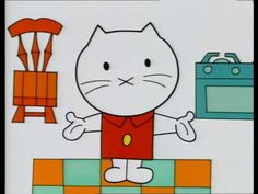 """Musti"" on Pinwheel (Nickelodeon)"