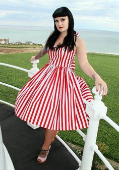 Image of *Candy Stripes, Anchors and Bows