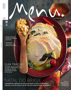 Revista Menu 169 Editora 3, Revista Menu, Natal do Brasil