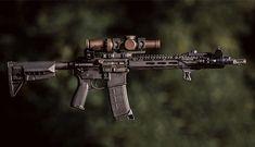M-LOK Accessories for your Weapons Guns, Guns And Ammo, Ar Rifle, Cool Guns, Awesome Guns, Ar 15 Builds, Custom Guns, Military Guns, Assault Rifle