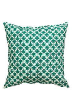 Чехол для подушки с рисунком