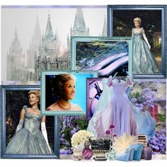 """""""Cinderella"""" by alasombradelossauces on Polyvore"""