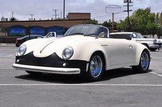 1966 Porsche Speedster Replica 2 Door Speedster