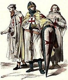 Templar Nights -  Stood by King Afonso service when very young was born in Jerusalem the Knights Templar founded by nine knights.