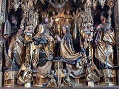 Michael Pacher 1438 1498 Alterpiece