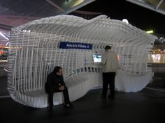 19 Most Innovative Bus Stop Concepts | Walyou