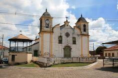 Cachoeira do Campo, distrito de Ouro Preto (MG) - Igreja Matriz de Nossa Senhora de Nazaré