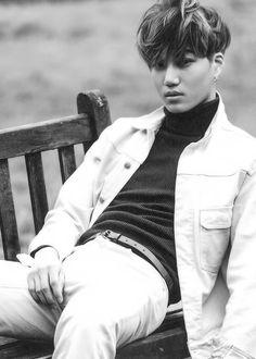 |EXO| Kai (Kim Jongin) WOWOWOWOW!!!!!