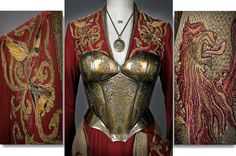 Women From Game of Thrones dresses | Game of Thrones Costumes Detail - Imgur