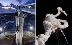 První let SpaceX s lidskou posádkou bude ve středu sledovat celý svět. Proč vůbec NASA musí pomáhat Elon Musk? Nasa