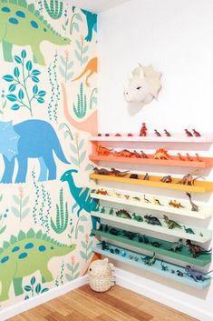Dinosaur Kids Room, Dinosaur Room Decor, Dinosaur Bedroom, Dinosaur Dinosaur, Boys Room Decor, Kids Decor, Kids Bedroom, Bedroom Decor, Toddler Rooms
