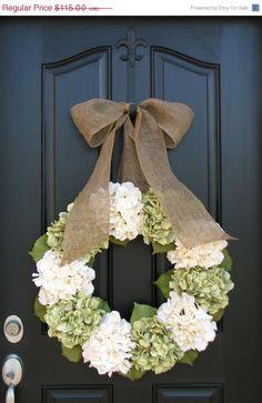 Wreaths, Summer Wreath