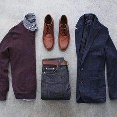 Upgrade your style @stylishmanmag @shopthatgrid @awalker4715