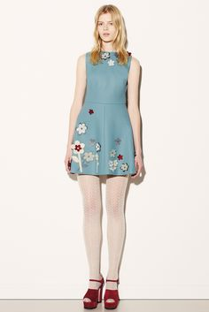 Red Valentino Fall 2015 Ready-to-Wear - Collection - Gallery - Style.com
