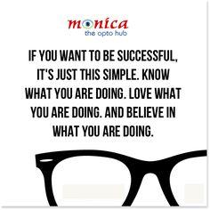 Success of life.