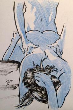 ilustraciones sadomasoquistas pachu