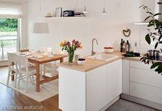 piękna biała kuchnia - Поиск в Google