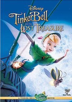 Black Friday 2014 Tinker Bell and the Lost Treasure (Two-Disc Blu-ray/ DVD Combo) from Disney Cyber Monday Disneytoon Studios, Disney Movies Anywhere, Mae Whitman, Manga Anime, Fantasy Island, Disney Fairies, Tinkerbell Disney, Disney Princess, Film D'animation