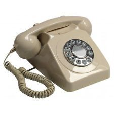 This was actually my grandma's house phone when I was little but once she stopped using it and got a new one, I used it as a play phone.. I used it all the time.