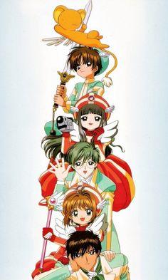 Cartoon & Co - Sakura Card Captors