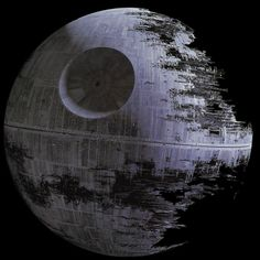 Uncompleted Deathstar