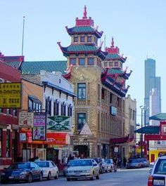 """Chicago is known for its ethnic neighborhoods… head to Chinatown and grab some authentically delicious dim sum or bubble tea."" – SJP 