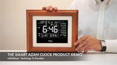 Smart Azan Azaan Clock Product Demo