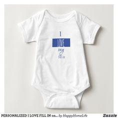 PERSONALIZED I LOVE FILL IN one-piece Baby Bodysuit. A great gift for a baby you love! It's easy to fill in the names and you can also change the font, font color, etc. DAILY DEALS! #babyonesies #onesies #personalizedonepiece #personalizedbabygift #personalizedonesies #babyonepiece #personalizedbabyonepiece Baby Lulu, Lil Baby, Baby Car, Durham, Pirate Baby, 1st Birthday Photoshoot, Dream Baby, Nautical Baby, Future Baby