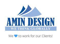 گروه طراحی امین - خدمات وب