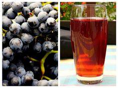 Beți zilnic SUC de STRUGURI negri și GHIMBIR - crește IMUNITATEA, îmbunătățește MEMORIA, combate bolile de INIMĂ, CANCERUL și ÎMBĂTRÂNIREA | La Taifas Blueberry, Alcoholic Drinks, Cancer, Rose, Health, Glass, Smoothie, Syrup, Berry