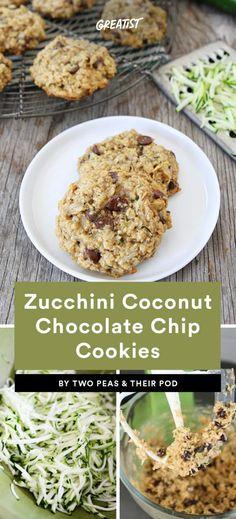 Zucchini Coconut Cho