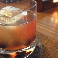 Derived from the classic Whiskey Sour, uses Luxardo cherries and syrup from the jar.