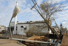 Staten Island Endures Day 3 of Hurricane Sandy Hurricane Sandy, Staten Island, Beach, The Beach, Beaches