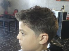 Mens haircut Boy Haircuts, Men's Hairstyles, Men Fashion, Men's Style, Hair Inspiration, Hair Cuts, Boys Undercut, Male Fashion, Male Style