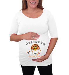 Thanksgiving Maternity Shirts